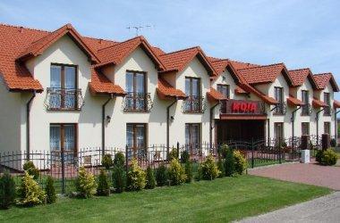 Pensjonat Koja w Rowach