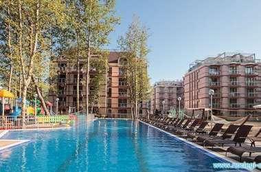 2 APARTAMENTY Tarsis & Spa, BUŁGARIA - Sunny Beach od 20zł