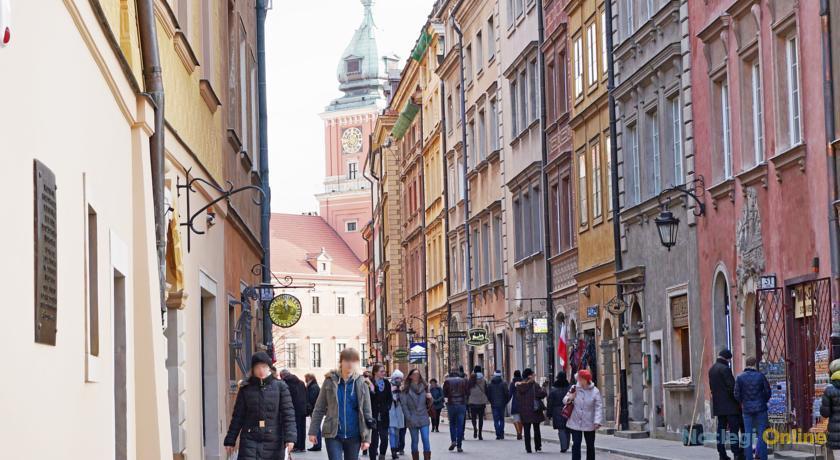 AAA Stay Old Town Świętojańska