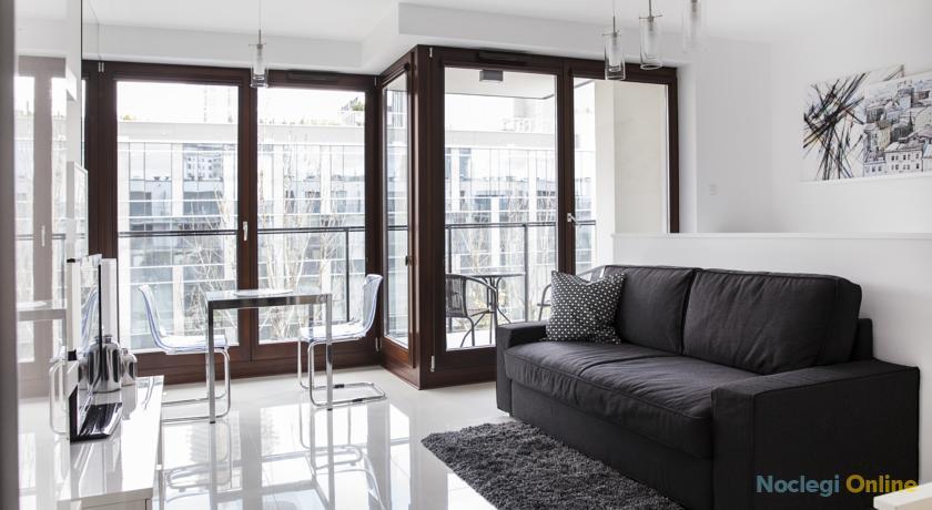 Accommodo Apartament Giełdowa