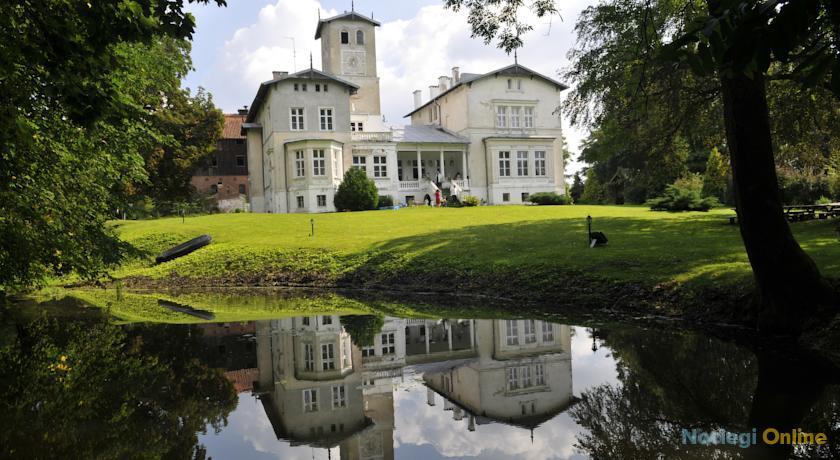 Agroturystyka Pałac w Janowie