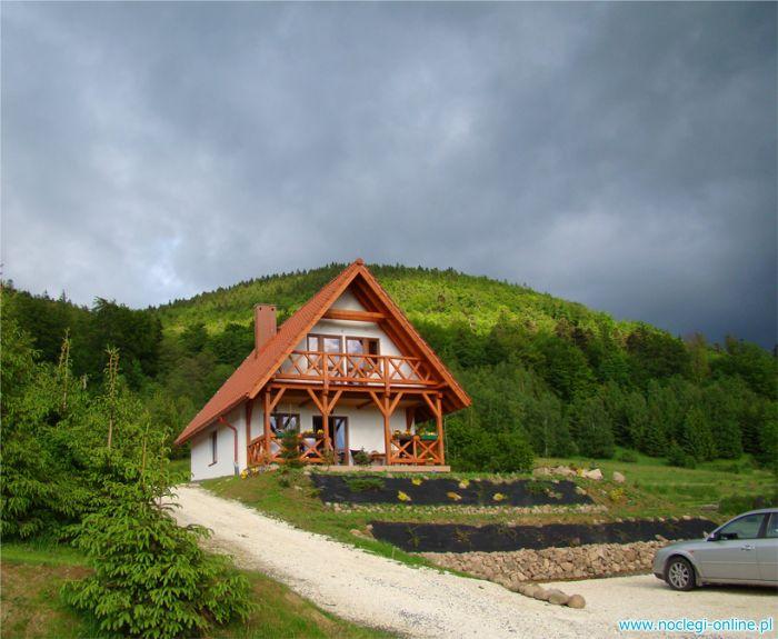 Alpejka - domek górski