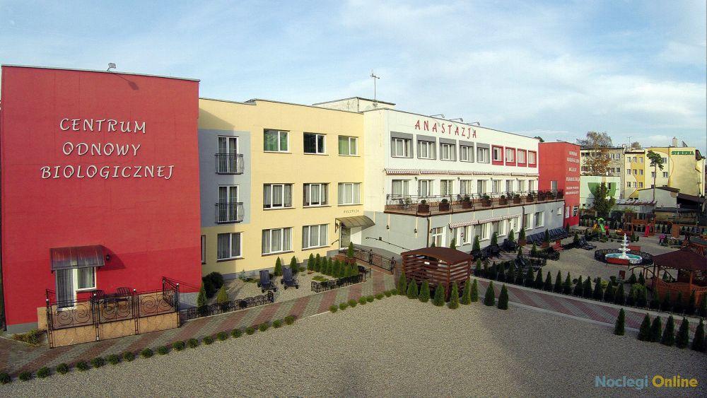 Anastazja SPA & Rehabilitacja - 50m od plaży - strefa jodu
