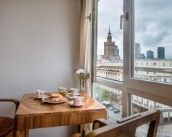 Antique Varsovia Penthouse