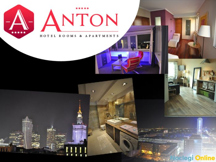 Anton Panorama Apartments