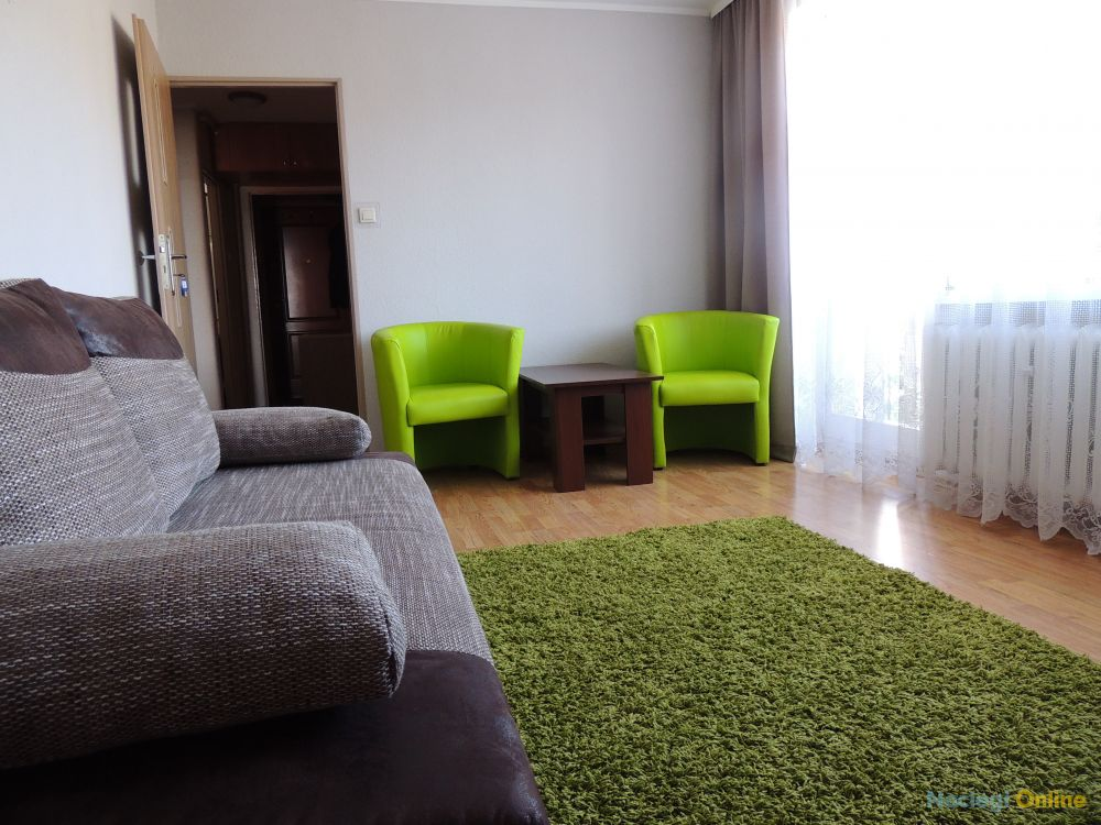 Apartament 3-pokojowy w Świnoujściu