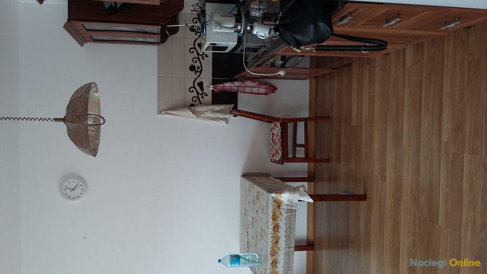 Apartament 50 m2 dla 4 osób położony 10 min pieszo od Gdańskiej Starówki