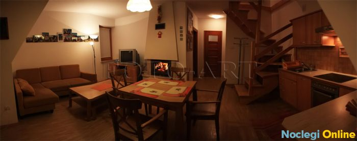 Apartament Blachówka
