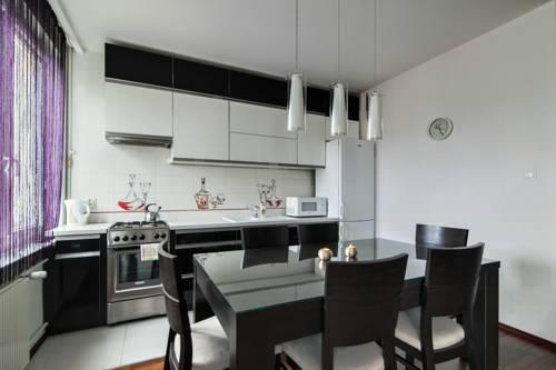 Apartament Centrum - Grochowa 4