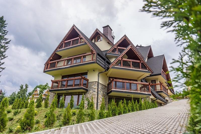 Apartament Ceprówka