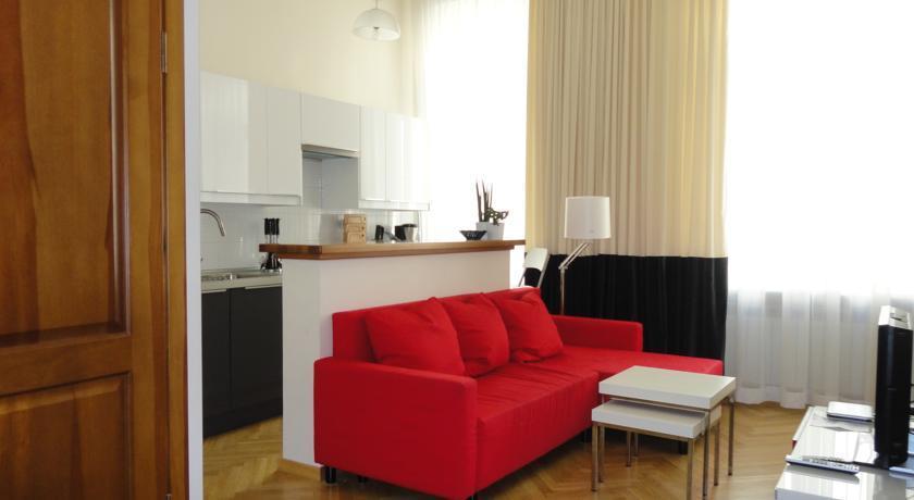 Apartament Chmielna 5