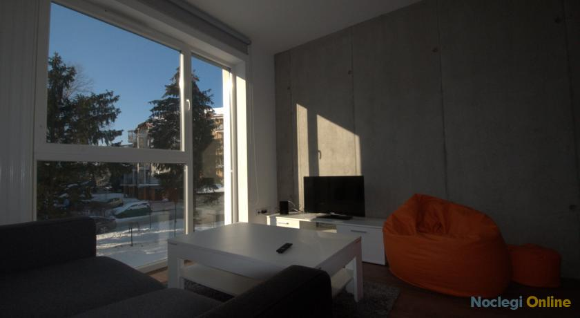 Apartament Cube