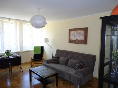 Apartament Cztery Lwy