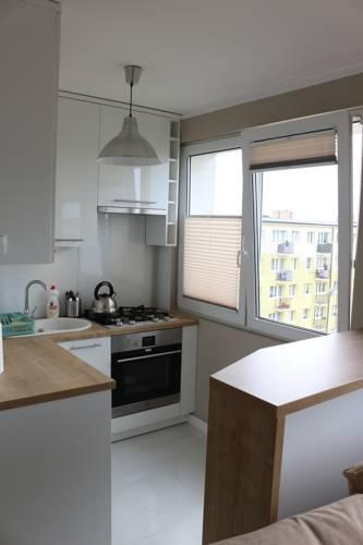 Apartament Darłowo