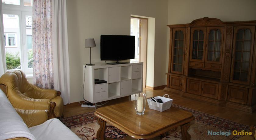 Apartament Diamentowy w Sopocie