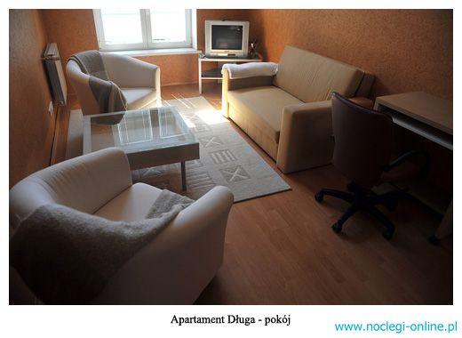 Apartament Gdański DŁUGA