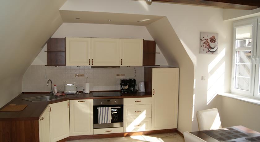Apartament Gdańskie Poddasza