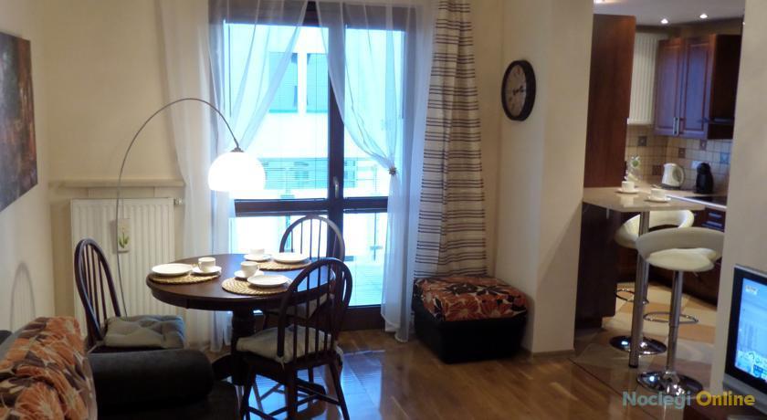 Apartament Giełdowa Residence