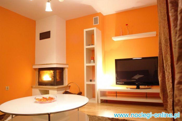 Apartament GÓRSKI7 z kominkiem