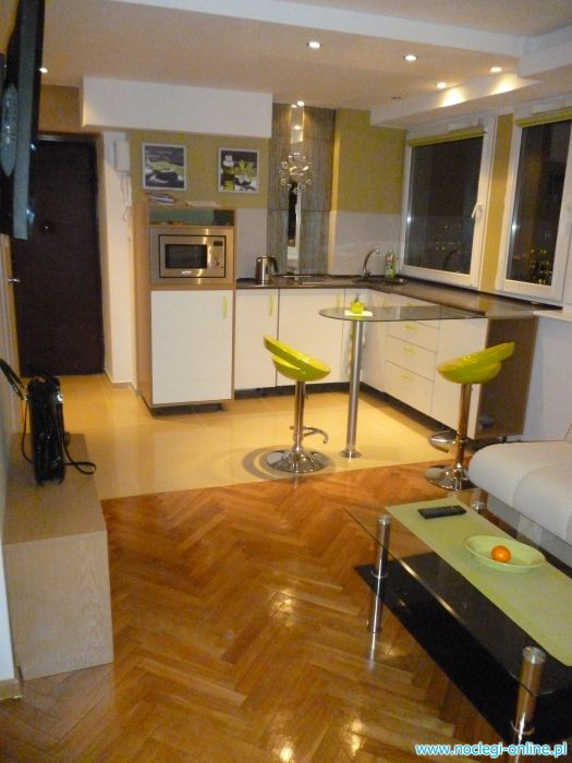 Apartament Green