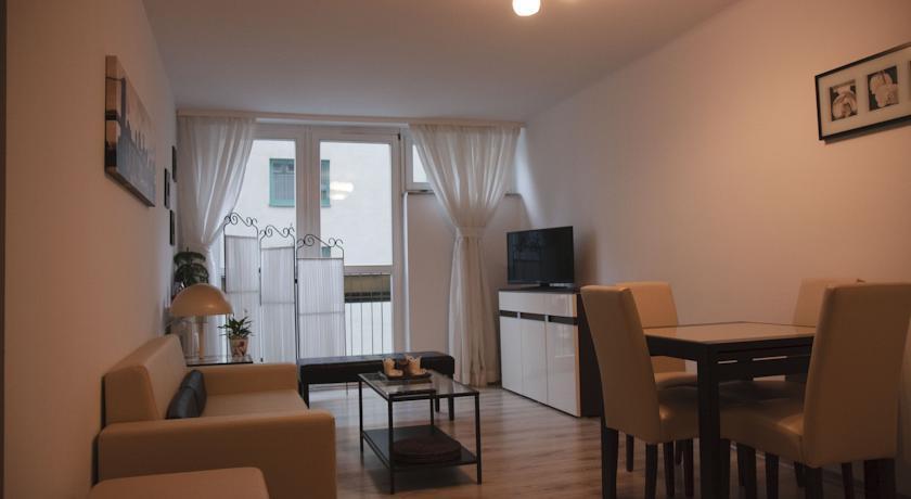Apartament Grzybowska 16