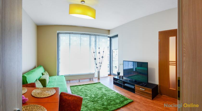 Apartament Grzybowska