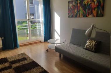 Apartament Jasne Błonia