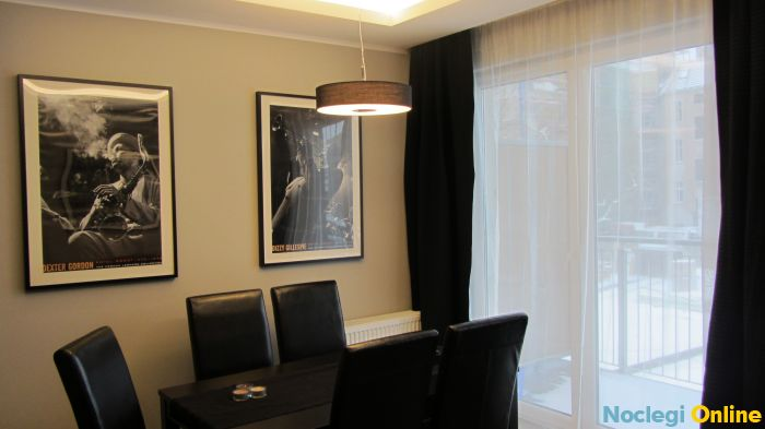 Apartament Jazz