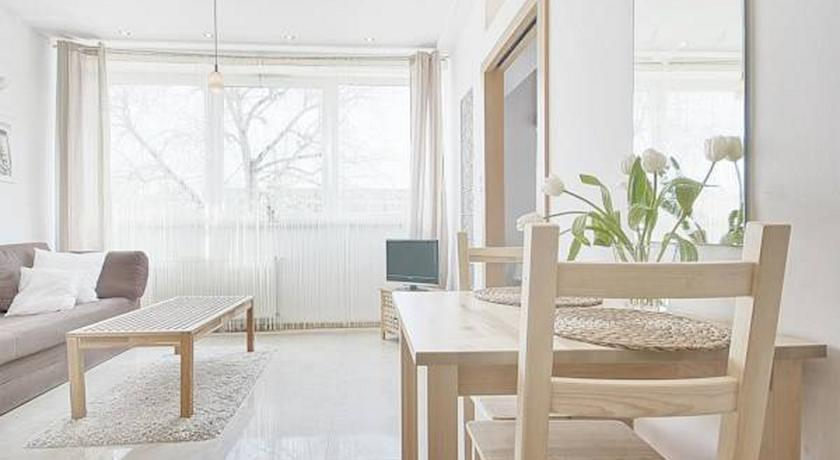 Apartament Kameralny II na Starówce