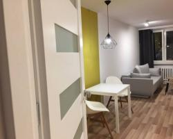Apartament Katowice Zentrum