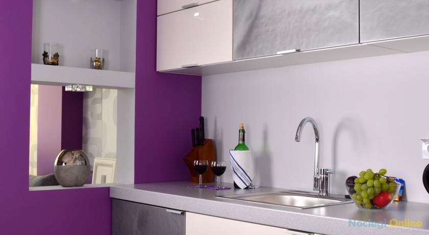 Apartament Kielce Fiolet