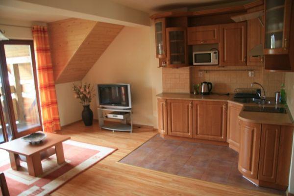 Apartament KOLIBA - komfort basen sauna