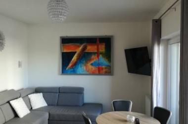 Apartament Kryształowy - Osiedle Pięć Mórz