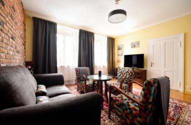 Apartament Księży Młyn