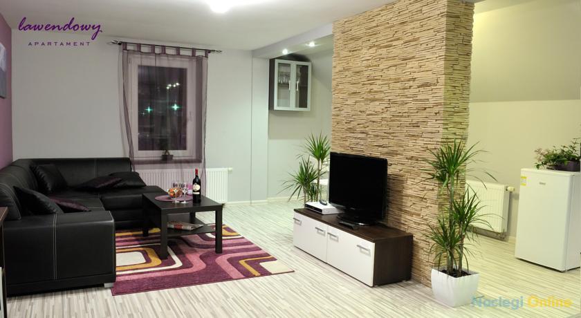 Apartament Lawendowy