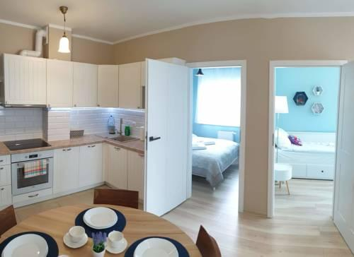 Apartament Lazurowy - Apartamenty 5d