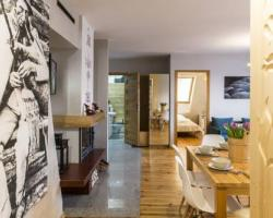 Apartament Marmurki