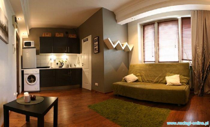 Apartament Marszałkowska