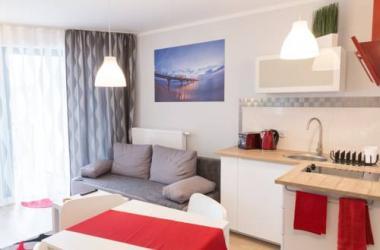 Apartament Międzyzdroje Horyzont Blue