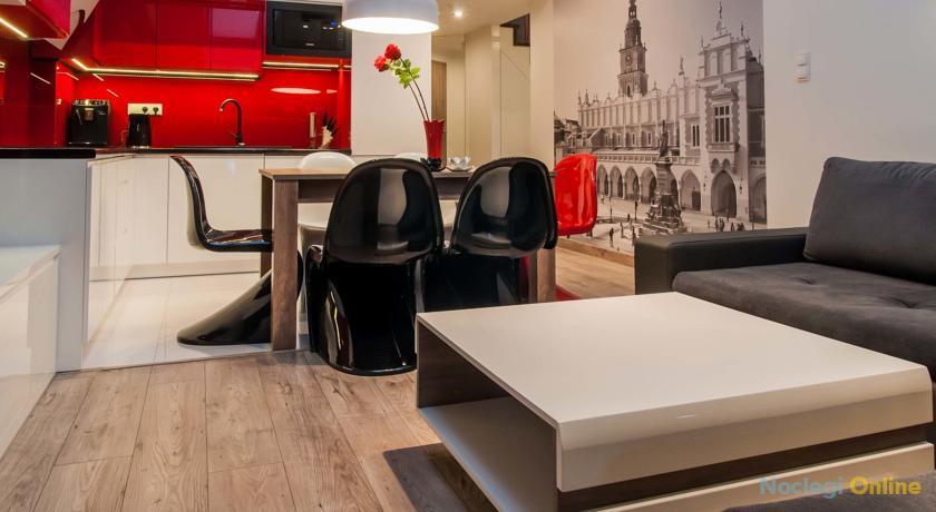 Apartament Miodowa