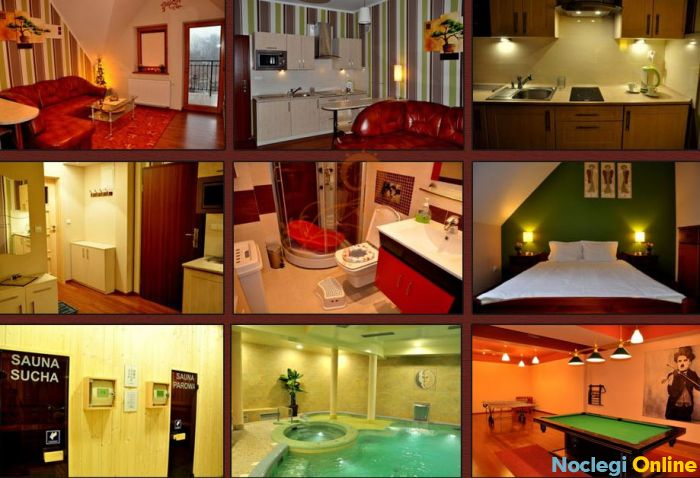 Apartament Morskie Oko 4-5 osobowy