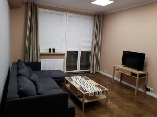 Apartament na Skwerze
