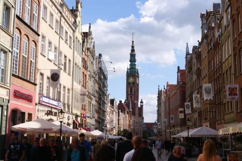 Apartament na Starym Mieście Gdańsk
