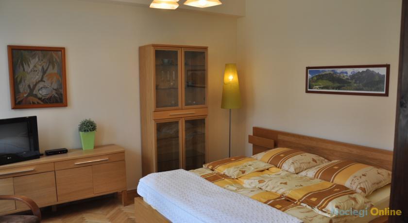 Apartament na Zamoyskiego