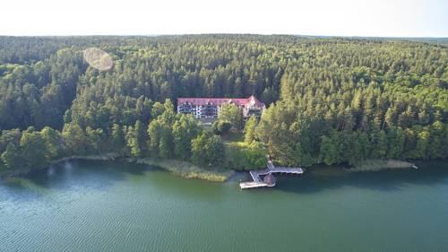 Apartament nad Jeziorem w Mierkach