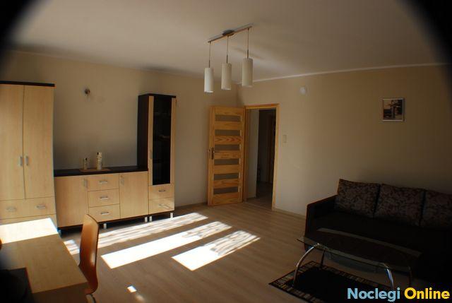 Apartament (piętro domu) dla 8 osób