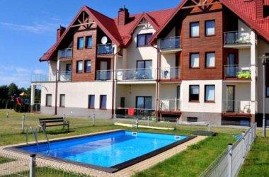 Apartament Pistacjowy