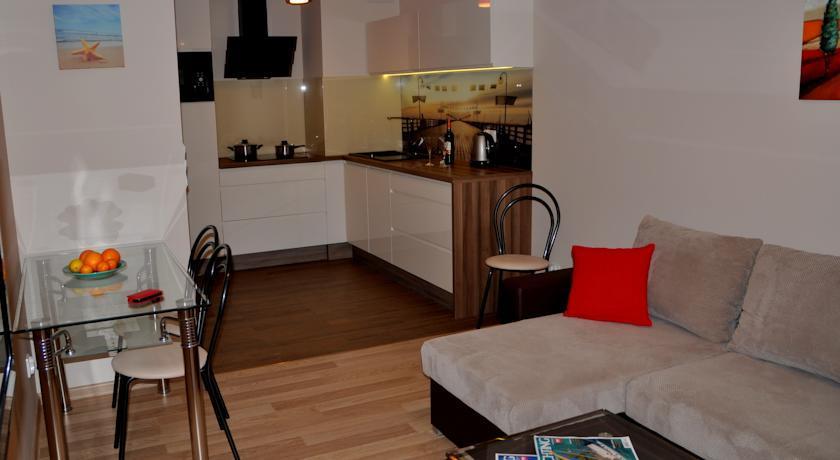 Apartament Plażowy w Sopocie