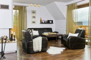 Apartament Premium z kominkiem i sauną