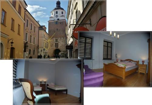 Apartament Przy Bramie Krakowskiej